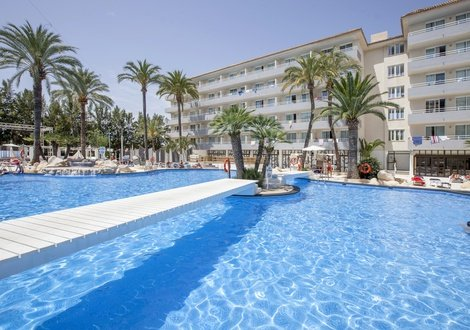 Swimming pool Club B Hotel MAGALUF
