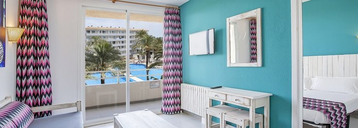 POOL VIEW APARTMENT Club B Hotel MAGALUF